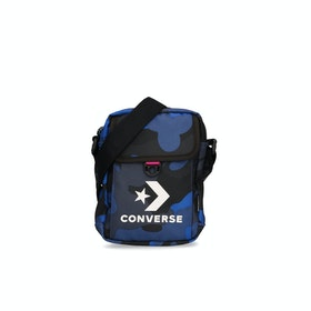 Converse Cross Body 2 Camera Bag - Converse Blue Active Fuschia