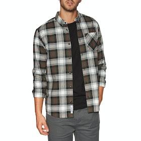 Carhartt Bostwick Shirt - Check Cypress
