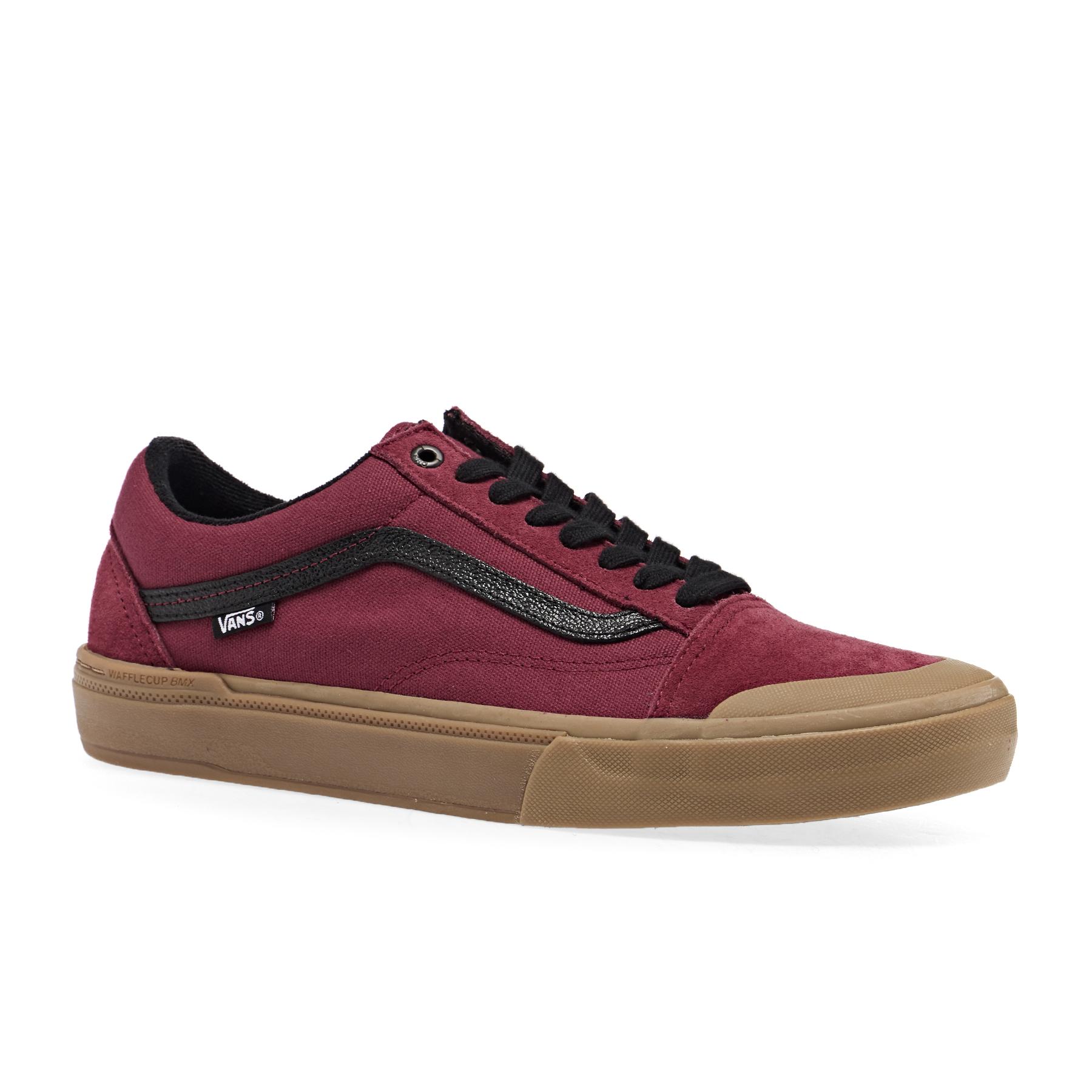 Vans Old Skool Pro Bmx Shoes - Free