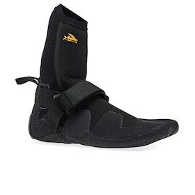 Bottes pour Combinaison de Plongée Patagonia R3 Yulex Split Toe Booties - Black