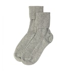 Johnstons Of Elgin Blend Ribbed Women's Socks