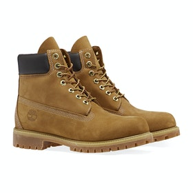 Timberland AF 6 inch Premium Waterproof Boots - Wheat Nubuck
