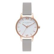 Reloj Mujer Olivia Burton White Dial