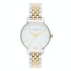 Reloj Mujer Olivia Burton White Dial Bracelet