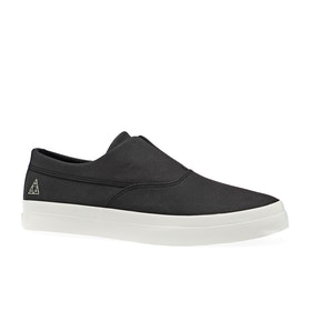 Chaussures Huf Dylan Slip On - Black White