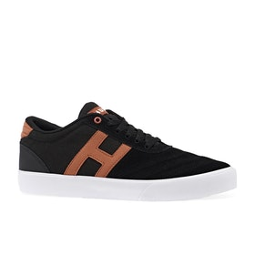 Chaussures Huf Galaxy - Black Brown