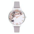 Olivia Burton Watercolour Florals Women's Watch