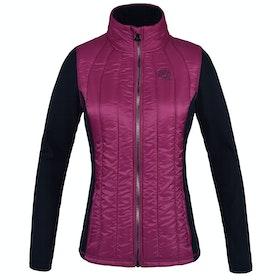 Kingsland Equestrian Chapleau Ladies Fleece - Pink Magenta Haze