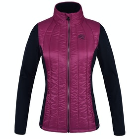 Kingsland Equestrian Chapleau Dames Fleece - Pink Magenta Haze