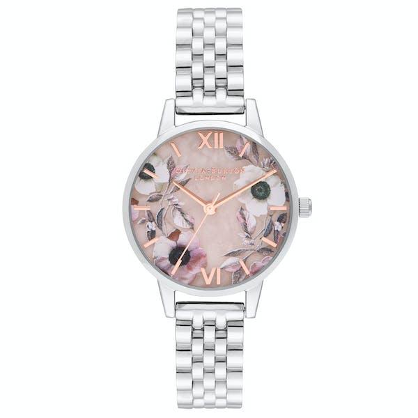 Olivia Burton Semi Precious Women's Watch