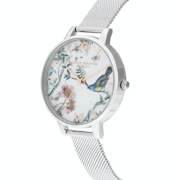 Olivia Burton Painterly Prints Women's Watch