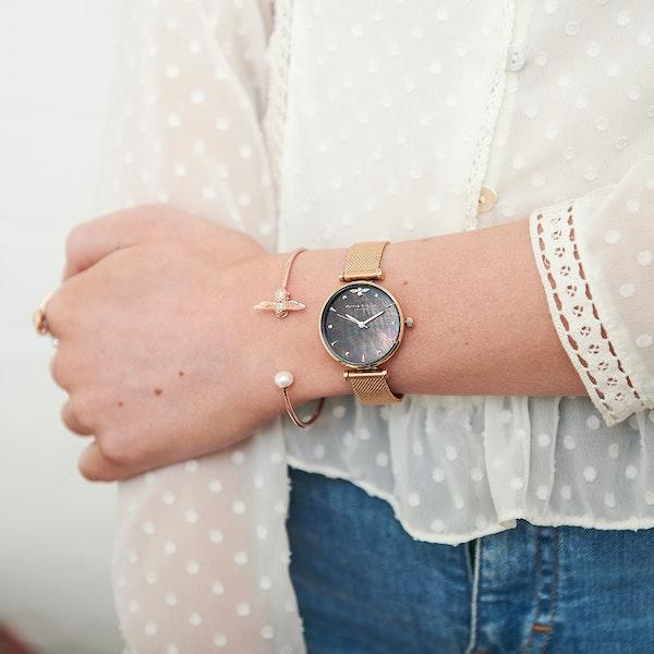 Olivia Burton Queen Bee Женщины Наручные часы