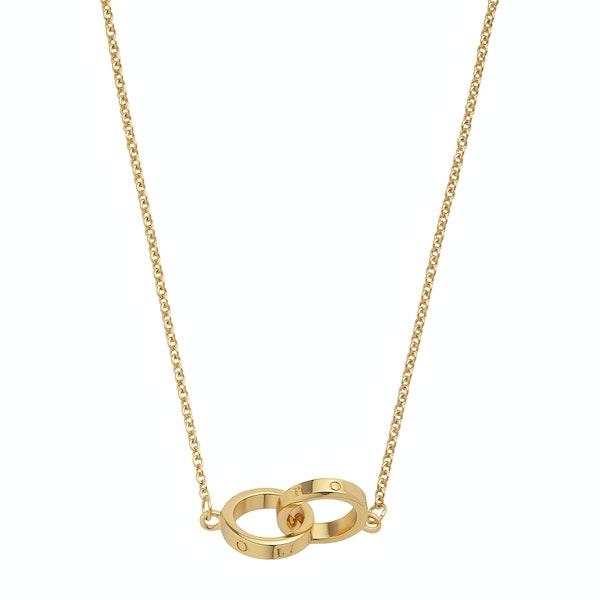 Olivia Burton Interlink Женщины Necklace