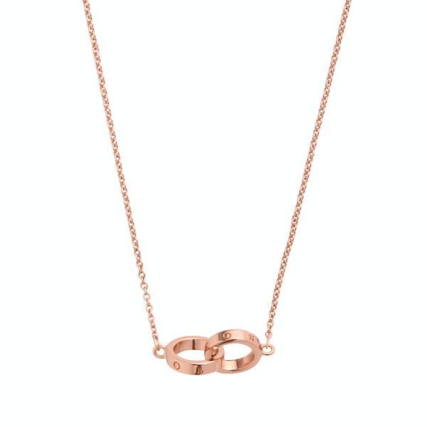 Olivia Burton Interlink Women's Necklace