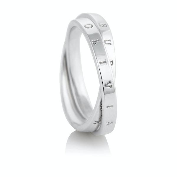 Ring Mujer Olivia Burton Interlink