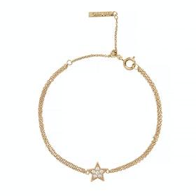 Bracelet Donna Olivia Burton Celestial Star Chain - Gold