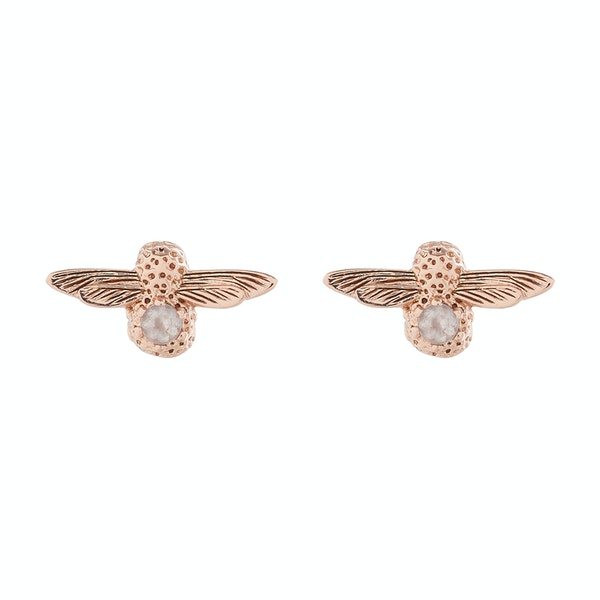 Olivia Burton Celebration Bee Studs Women's Earrings