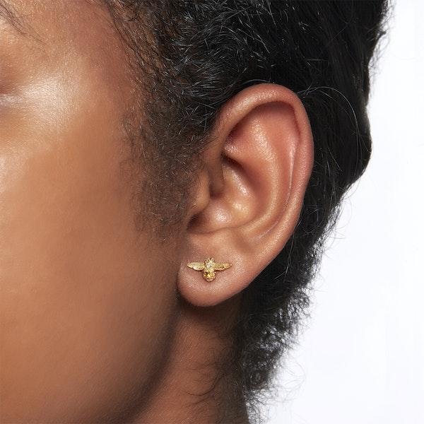 Olivia Burton Celebration Bee Studs Женщины Earrings