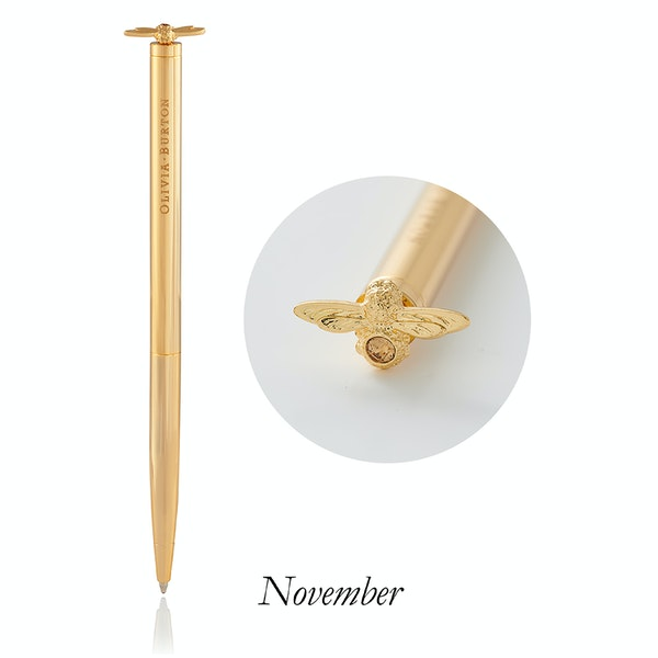 Olivia Burton Celebration Bee Pen