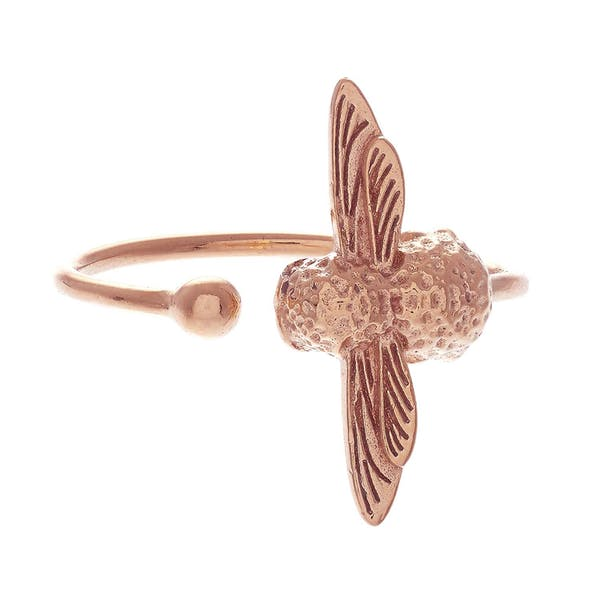 Olivia Burton 3d Bee Women's Ring