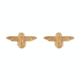 Olivia Burton 3d Bee Stud Damen Earrings - Gold