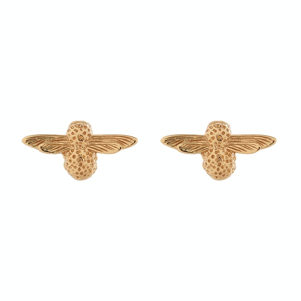 Olivia Burton 3d Bee Stud Kvinner Earrings