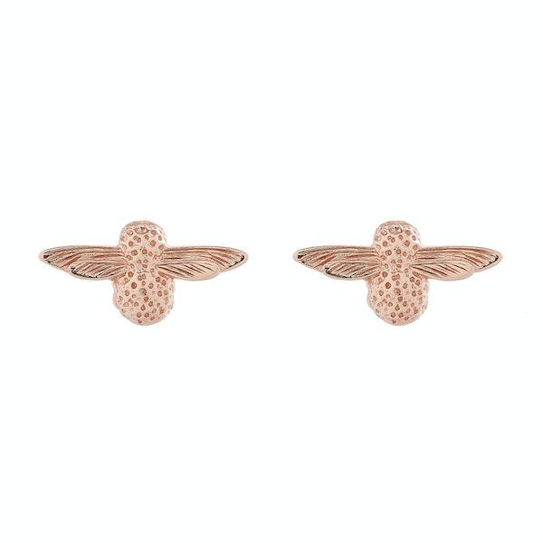 Olivia Burton 3d Bee Stud Womens Earrings