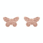 Earrings Donna Olivia Burton 3d Butterfly Stud