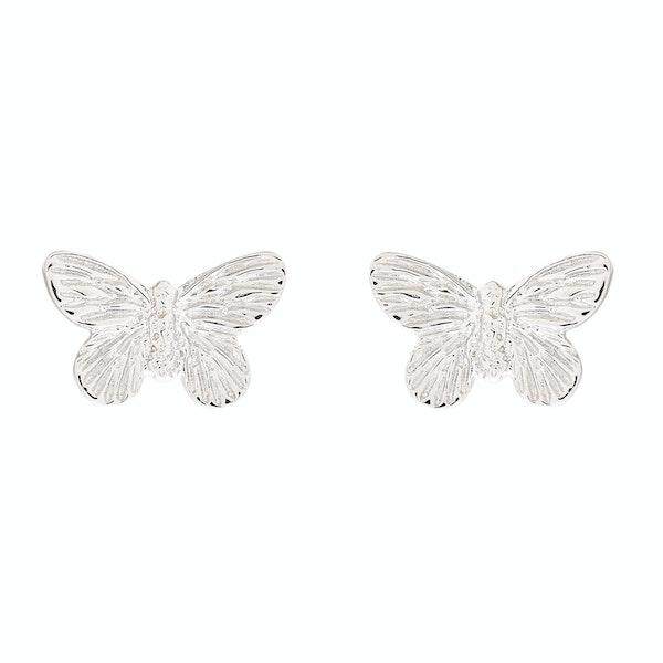 Olivia Burton 3d Butterfly Stud Womens Earrings