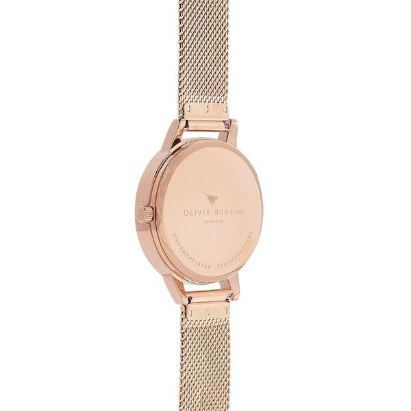 Olivia Burton Abstract Florals Womens 腕時計