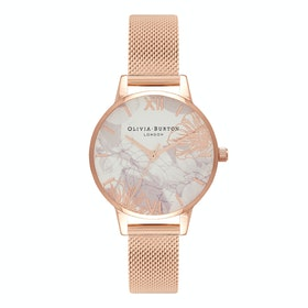 Orologio Donna Olivia Burton Abstract Florals - Rose Gold