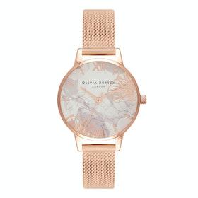 Olivia Burton Abstract Florals Women's Watch - Rose Gold
