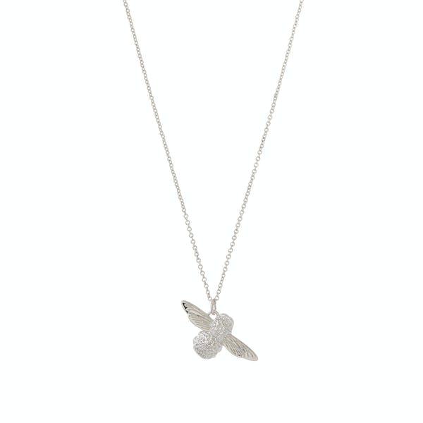 Olivia Burton 3d Bee Pendant Women's Necklace