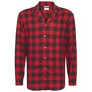 Calvin Klein Long Sleeved Button Down Top Pyjamas
