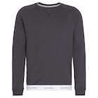 Calvin Klein Long Sleeved Sweatshirt Men's Loungewear Tops