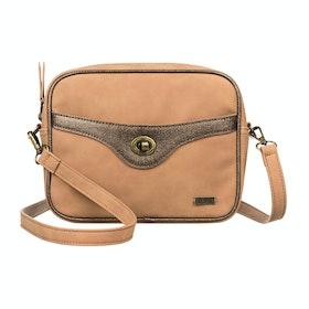 Roxy So Seventies Damen Handtasche - Chipmunk