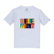 Element Barren Boys Short Sleeve T-Shirt