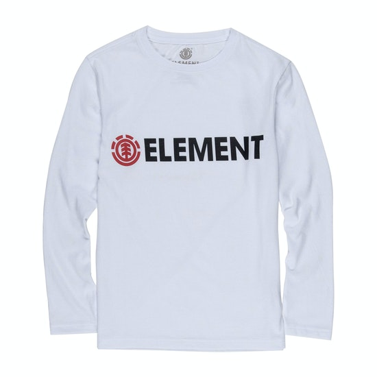 Element Blazin Boys Long Sleeve T-Shirt