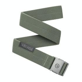 Ceinture en Tissu Arcade Belts Ranger Slim - Ivy Green