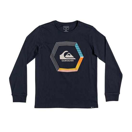 Quiksilver Blade Dreams Boys Long Sleeve T-Shirt