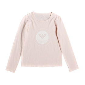 Roxy So Amazing Girls Long Sleeve T-Shirt - Pink Dogwood