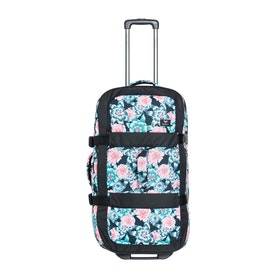 Roxy In The Clouds Womens Luggage - Anthracite Crystal Flower