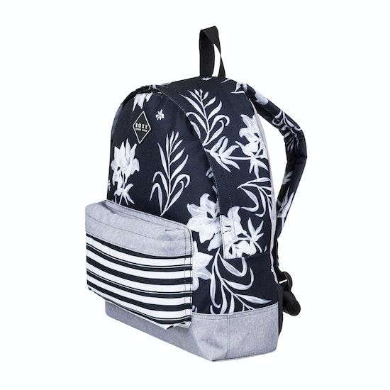 Roxy Sugar Baby Printed 2 Ladies Backpack