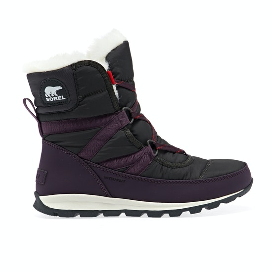 Sorel Whitney Short Lace Boots
