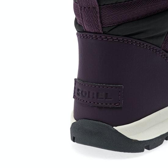 Sorel Whitney Short Lace ブーツ