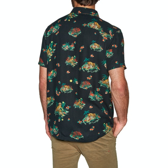 RVCA Grisancich II Short Sleeve Shirt