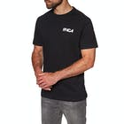 RVCA Screaming Bat Short Sleeve T-Shirt