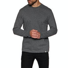 Element Basic Crew Sweater - Charcoal Heather