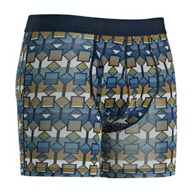 Patagonia Essential 3 , Boxer shorts - Cedar Mesa: New Navy