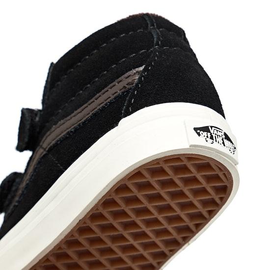 Sapatos para Bebé Criança Vans Sk8 Mid Reissue V